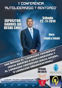 Seminario dictado en Guayaquil: Liderazgo de Mentoría